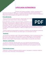 Hidrolipoclasia Dherma