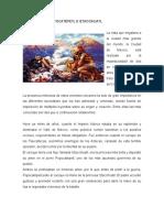 La Leyenda de Popocatépetl e Iztaccíhuatl