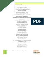 Plan de Desarrollo Guayat 2016 2019