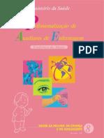 Apostila nº 8 PROFAE - Saúde da Mulher da Criança e do Adolescente