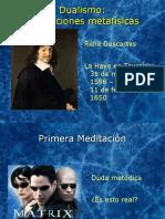 Descartes Meditaciones