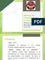 Método de Programación Borrosa.pptx