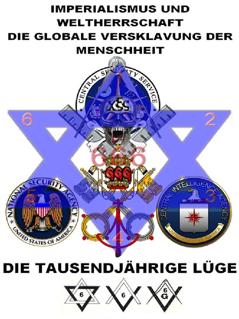 Freimaurerischen Imperialismus Und Weltherrschaft ... (2014)