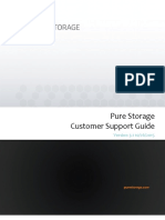 Pure Support Customer Support Guide, v3.1, Oct 2015