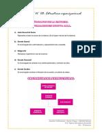 Estructura Organizacional - Filmaciones Innova
