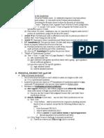 Civil Procedure Outline (Detailed)
