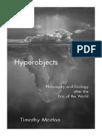 Hyper Objects