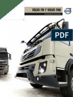 Volvo FM y Volvo FMX