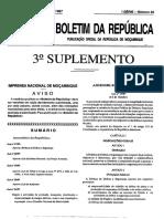 1997 Lei 20 1997 Lei Do Ambiente