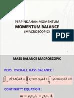 Prospen1 Momentum Balance Makroskopis
