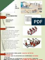 Seccionadores de Linea de Barra y Puesta a Tierra-odar