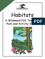 Ks2 Habitats