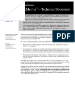 RiskMetrics (Techinical Document).pdf