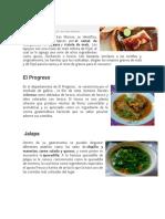 Comidas Tipicas de Guatemala