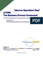 GB921-D - Process Flow Examples