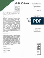 FURET - La época de las revoluciones europeas Caps 2 y 3 + Cronología.pdf