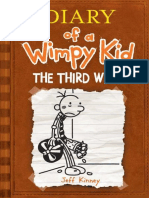 Diary of a Wimpy Kid 7 (the Third Wheel) - Jeff Kinney