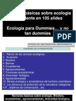 Nociones Basicas Ecologia 2016