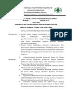 SK Dokumentasi Dan Pencatatan Kegiatan