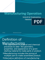 Manufacturing Operation(Revisi 15)