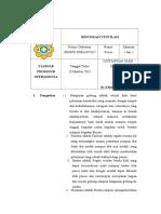 SPO Identifikasi Ventilasi