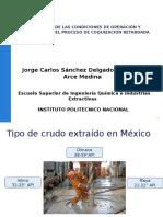 Presentacion IMIQ Coquizacion Retardada
