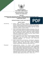 Perbup No. 143 Tahun 2015perbup_143 Tahun 2015 Ttg Jkn Non Kapitasi Edit Hukum