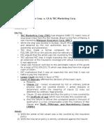 (001) Malayan Insurance Corp v. CA - DIGEST
