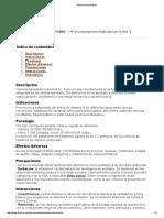 Medicamento Retinol 2015