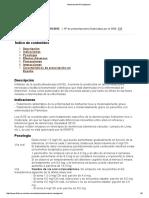 Medicamento Rivastigmina 2015