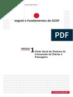 Regras e Fundamentos Do SCDP, Todos Módulos