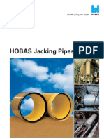 Jacking Pipe Design | Stress (Mechanics) | Pipe (Fluid