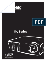 MANUAL - Projetor Vivitek D516_D517_D518_D519 (Português BR)
