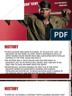 50 Cent Case Study