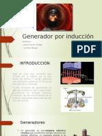 Generador Por Inducción - Maquinas Electricas 2