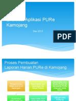 Aplikasi PURe1