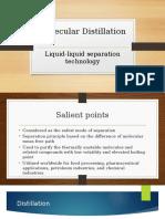 Group 6- Molecular Distillation