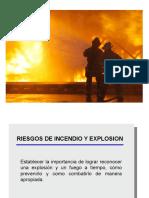 Riesgos de Incendio EXPOSICION
