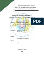 Informe de Laboratorio de TA Pp