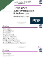 2016 EMT475 06 Input Output