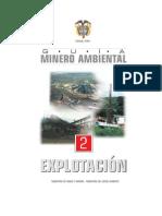 Guia Mineroambiental de Explotacion de Carbon