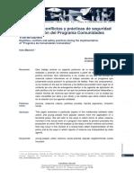 Mancini, Inés - Ilegalismos, Conflictos y Prácticas de Seguridad en Barrios