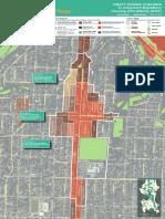 Draft HALA Rezoning Map for Admiral Urban Village