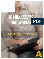 wharton mba essay examples wharton mba application essays 50 mba essays that worked vol 3