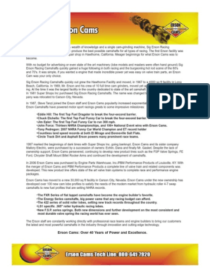 2013 Erson Catalog | Automatic Transmission | Motor Vehicle