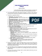 Appendix 27 - Instructions - CRReg