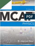Examkrackers mcat general physics book fandeluxe Images