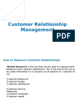 Customer Relationship Management-2
