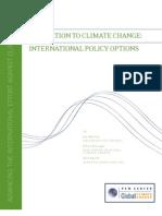 Addressing Global Warming  through a Risk Management Lens