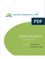 Derivative Report 18 Nov Equtiyresearchlab